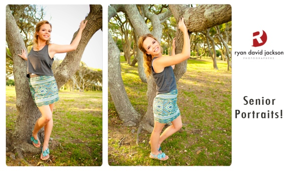 Fort Fisher tree-scape portraits