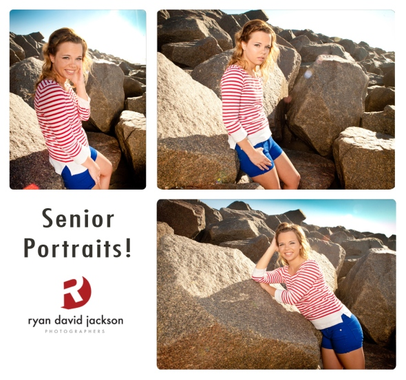 Fort Fisher rock scape portraits
